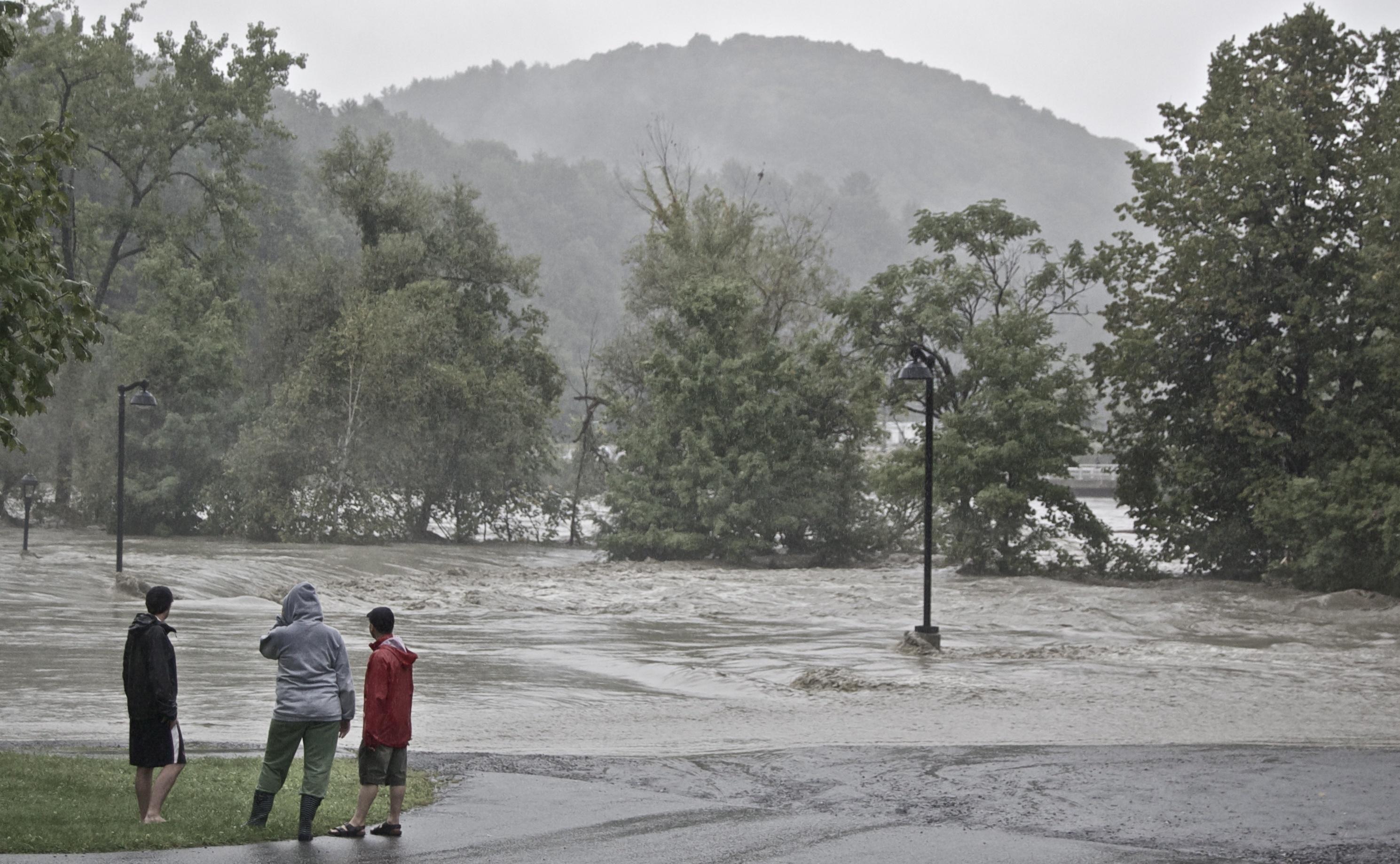 Remembering Hurricane Irene
