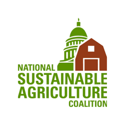 National Sustainable Agriculture Coalition logo