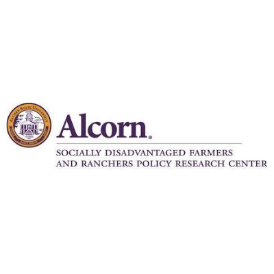 Alcorn Socially Disadvantaged Farmers and Ranchers Policy Research Center logo