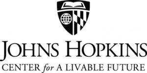 Johns Hopkins Center for a Livable Future logo