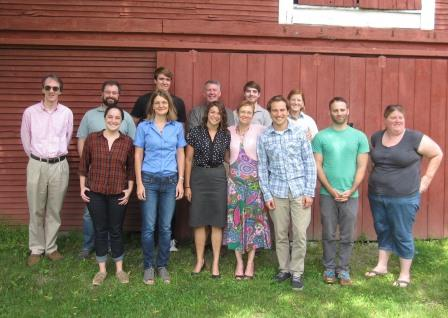 Environmental and Natural Resources Law Clinicians summer 2013